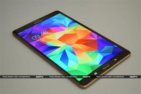 Tablet Samsung Galaxy S5 samsung galaxy tab s pictures ndtv gadgets360