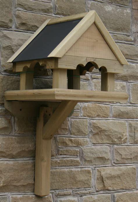 richmond wall mounted bird table hutton bird range svw
