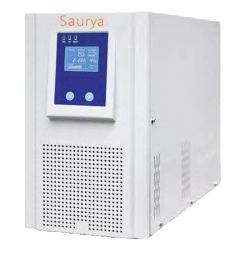 high quality inverter in india solar inverter price costs saurya solar inverter india