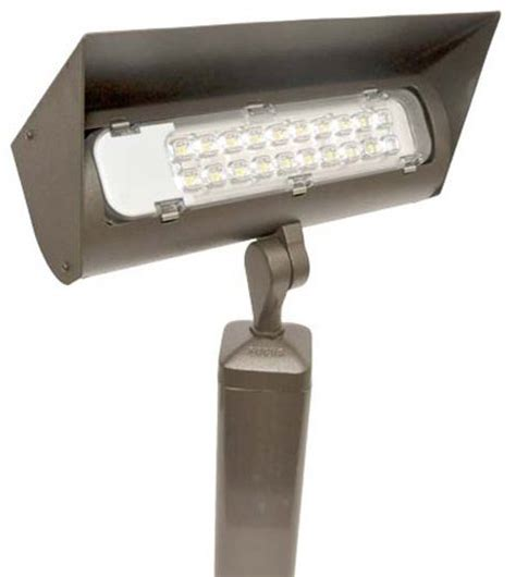 Focus Industries Lfl 02 He27 Led Outdoor Flood Light With Focus Led Landscape Lighting