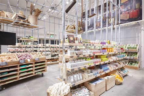 home design stores tokyo muji s new tokyo store sells tiny houses groceries curbed