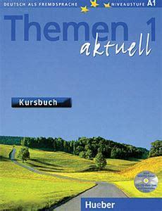 themen aktuell 1 kursbuch themen aktuell 1 kursbuch mit cd rom karabatos gr