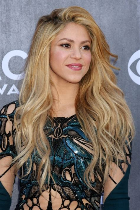 What Color Is Shakira S Hair 2015 | what color is shakira s hair 2015 shakira s hairstyles
