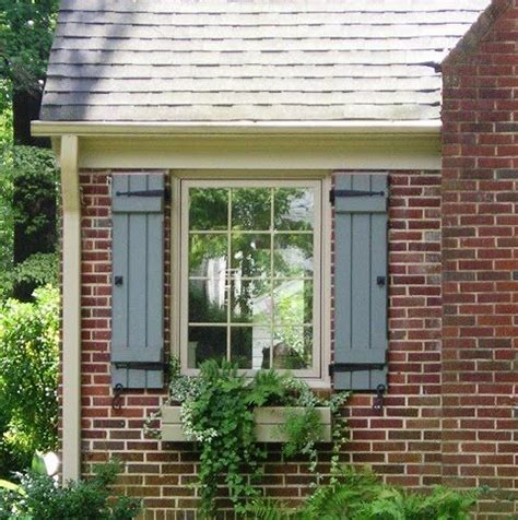 cozy cottage cute must make shutters shutters with