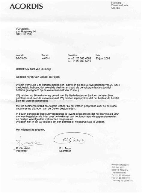 opstellen brief beeindigen contract voorbeeld toekomstig contract aardgasprijzen futures