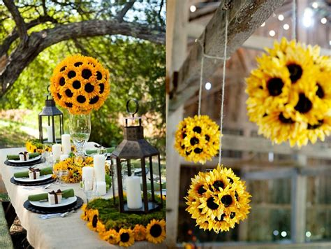 sunflowers decorations home sonal j shah event consultants llc sunflower d 233 cor