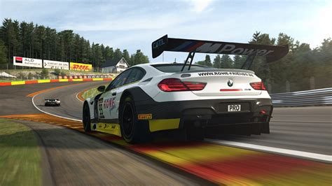 bmw racing experience bmw m6 gt3 for raceroom racing experience released