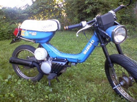 Fa50 Suzuki Suzuki Fa50 Moped Photos Moped Army