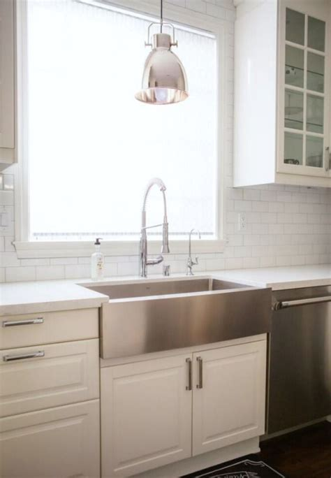 Kitchen Sinks San Diego 25 Best Ideas About Stainless Farmhouse Sink On Pinterest Kitchen Sinks Stainless Steel