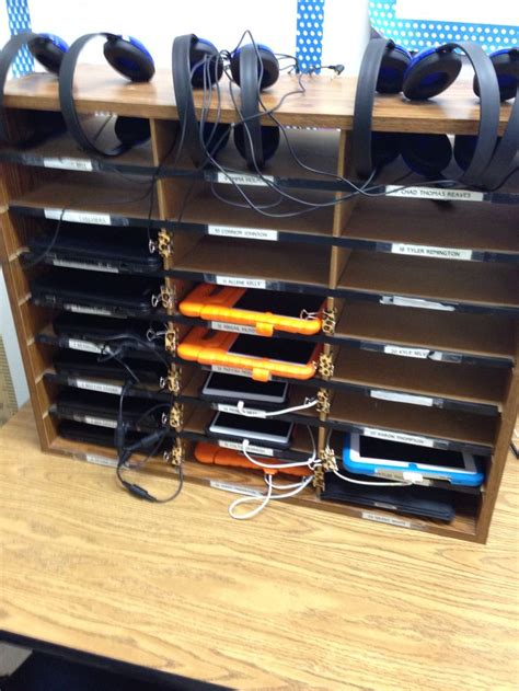 diy chromebook charging station 1000 images about storage organize on pinterest