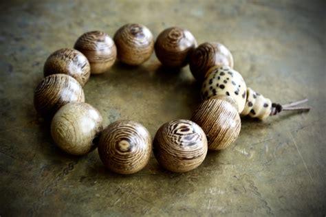 buddhist wooden bead bracelet gifts for him bracelet for guys big wooden bead