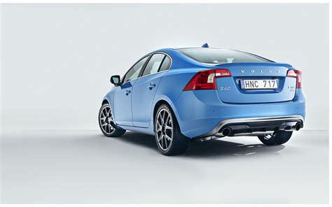 volvo s60 polestar 2014 widescreen car wallpapers