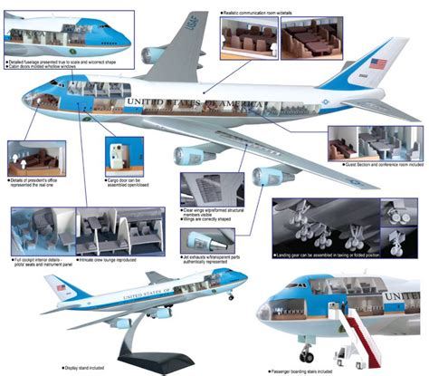 air force one layout interior american air force one boeing 747 400 dragon 14703