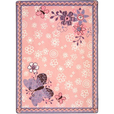 Just Rugs by Carpets Just For Flower Fields Multi Rug 1654