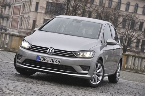 Vw Golf Plus Service Zur Cksetzen by Test Vw Golf Sportsvan Der Golf Superplus Magazin
