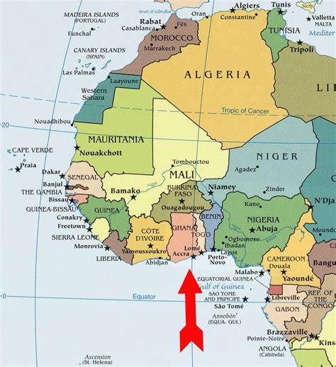 africa map gulf of guinea eaglespeak gulf of guinea or maybe not
