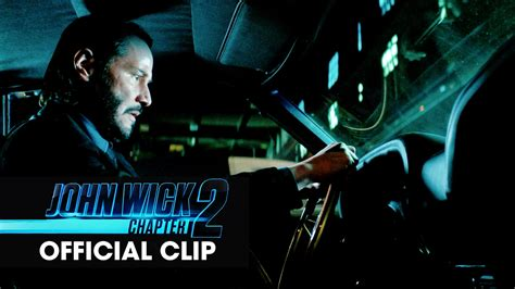 new movies 2017 john wick chapter 2 2017 john wick chapter 2 2017 movie official clip car chase phase9 entertainment