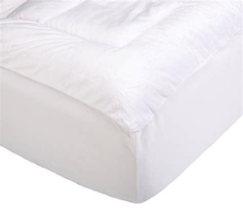 Pinzon Basics Overfilled Ultra Soft Microplush Mattress Pad pinzon basics overfilled ultra soft microplush mattress pad