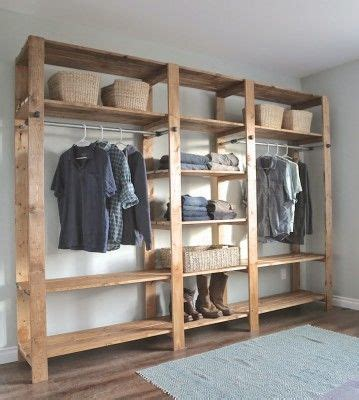 Make Free Standing Closet by 25 Best Ideas About Freestanding Closet On