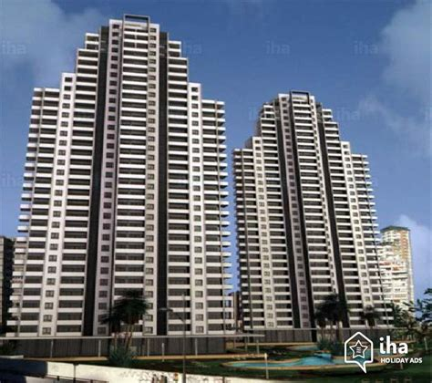 appartments benidorm flat apartments for rent in benidorm iha 57280