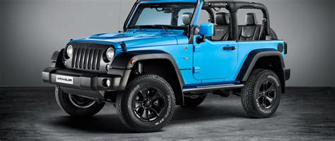 blue jeep rubicon blue jeep wrangler rubicon hd 4k wallpaper