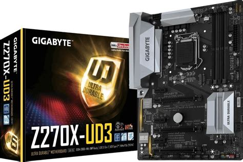 Sale Gigabyte Ga Z270x Ud3 Socket 1151 Kaby Lake gigabyte z270x ud3 skroutz gr
