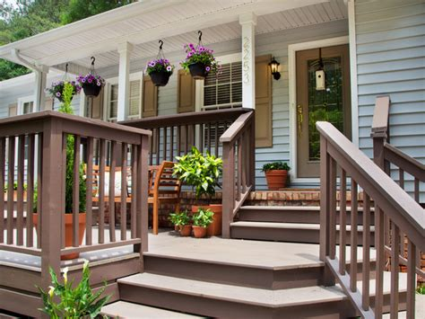 fabulous front yard decks and patios outdoor spaces patio ideas decks gardens hgtv
