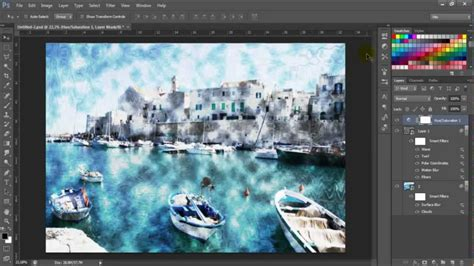 video tutorial youtube photoshop video tutorial photoshop cs6 effetto sogno youtube