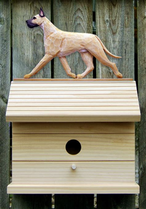 great dane dog houses great dane dog bird house