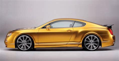 Asi Bentley W66 Gts Gold Pickchur