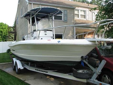 triumph boat bow cushion triumph rocket boats for sale