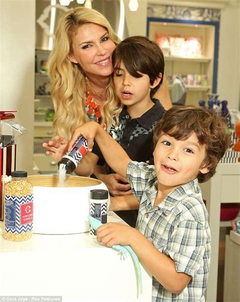 Leann rimes and eddie cibrian pose with sons and wear matching onesies