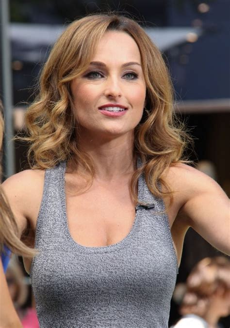 giada de laurentiis giada de laurentiis on the set of extra in la celebzz