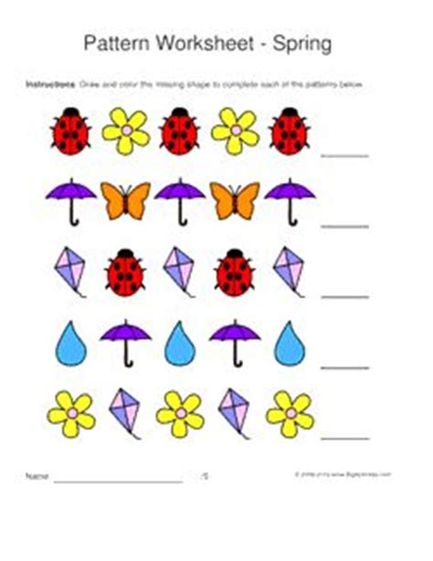 pattern completion games 17 best images about spring on pinterest spring words a