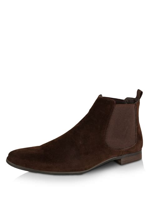 buy new look chelsea boots for s brown boots