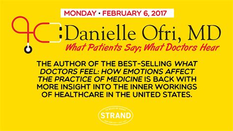 what patients say what doctors hear books danielle ofri what patients say what doctors hear