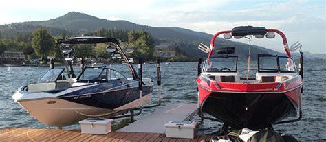 boat financing kelowna kelowna boat lifts paradise dock lift inc