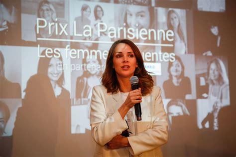 Melissa Theuriau Breastfeeding New Style For 2016 2017   171 la parisienne 187 m 233 lissa theuriau r 233 compens 233 e la parisienne