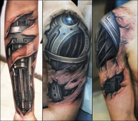 weird tattoos when creativity clashes with insanity