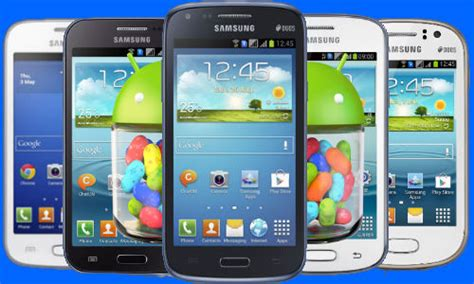 Top 10 Latest Samsung Android Jelly Bean Smartphones Under