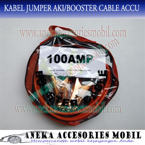 Kabel Jumper Accu Mobil kabel jumper aki booster cable accu kabel booster aki