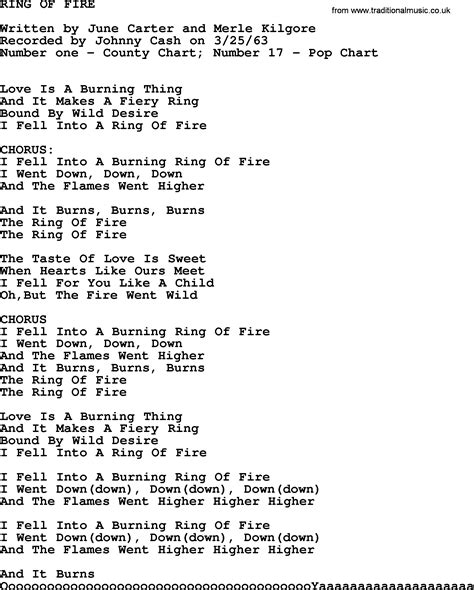 ukulele tutorial ring of fire a johnny cash songbook 1400 songs with lyrics and chords