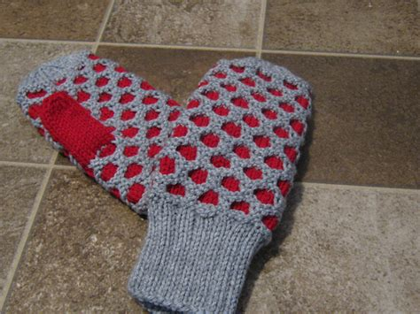 knitting pattern newfoundland mittens nanna pei finished knitting of 2012 so far