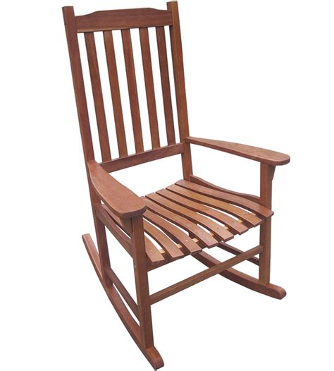 rocking bench wooden rocking chair in rocking chairs