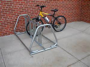 bicycle racks and bike racks