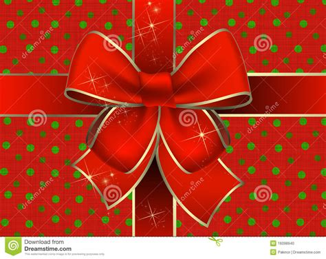 christmas gift package stock photo image 16098940