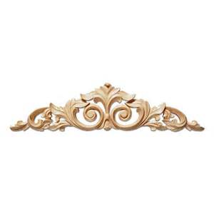 decorative wood applique