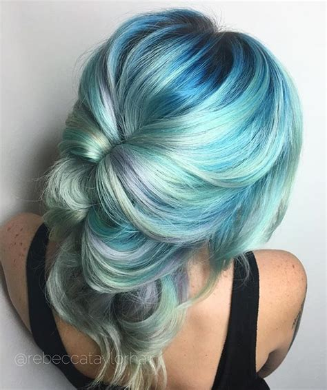 aqua hair color 25 best ideas about aqua hair on aqua hair