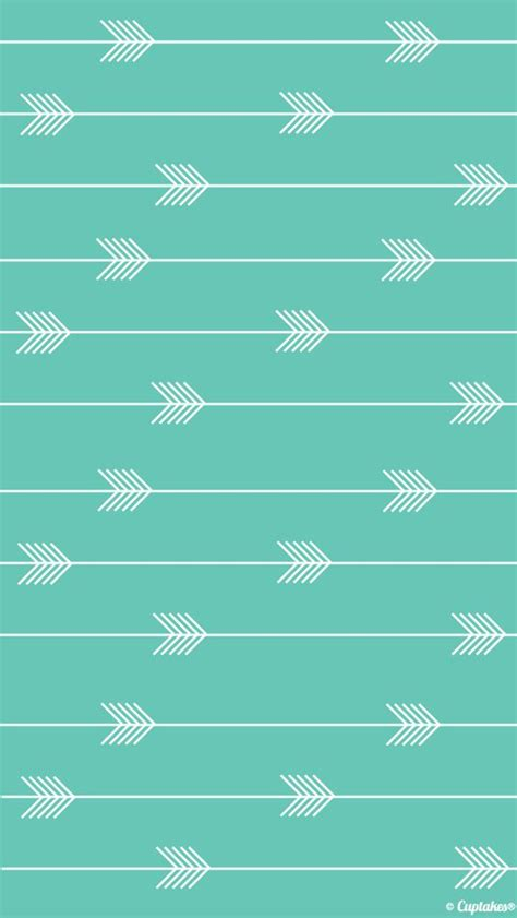 pattern iphone wallpaper pinterest wallpaper white arrows on mint bday ideas pinterest