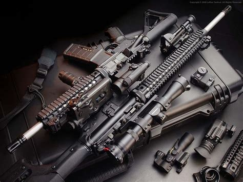 wallpaper cool rifle assault rifle wallpaper and background image 1280x960